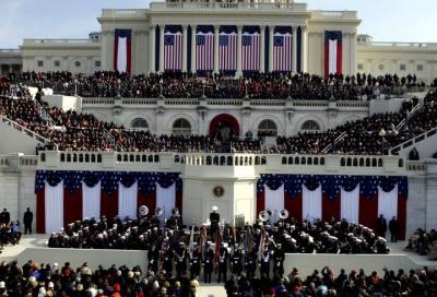 Pulianeros en el mundo: La toma de posesión de Obama.
